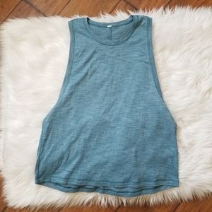 Tops - LULULEMON Muscle Tank Top Shirt